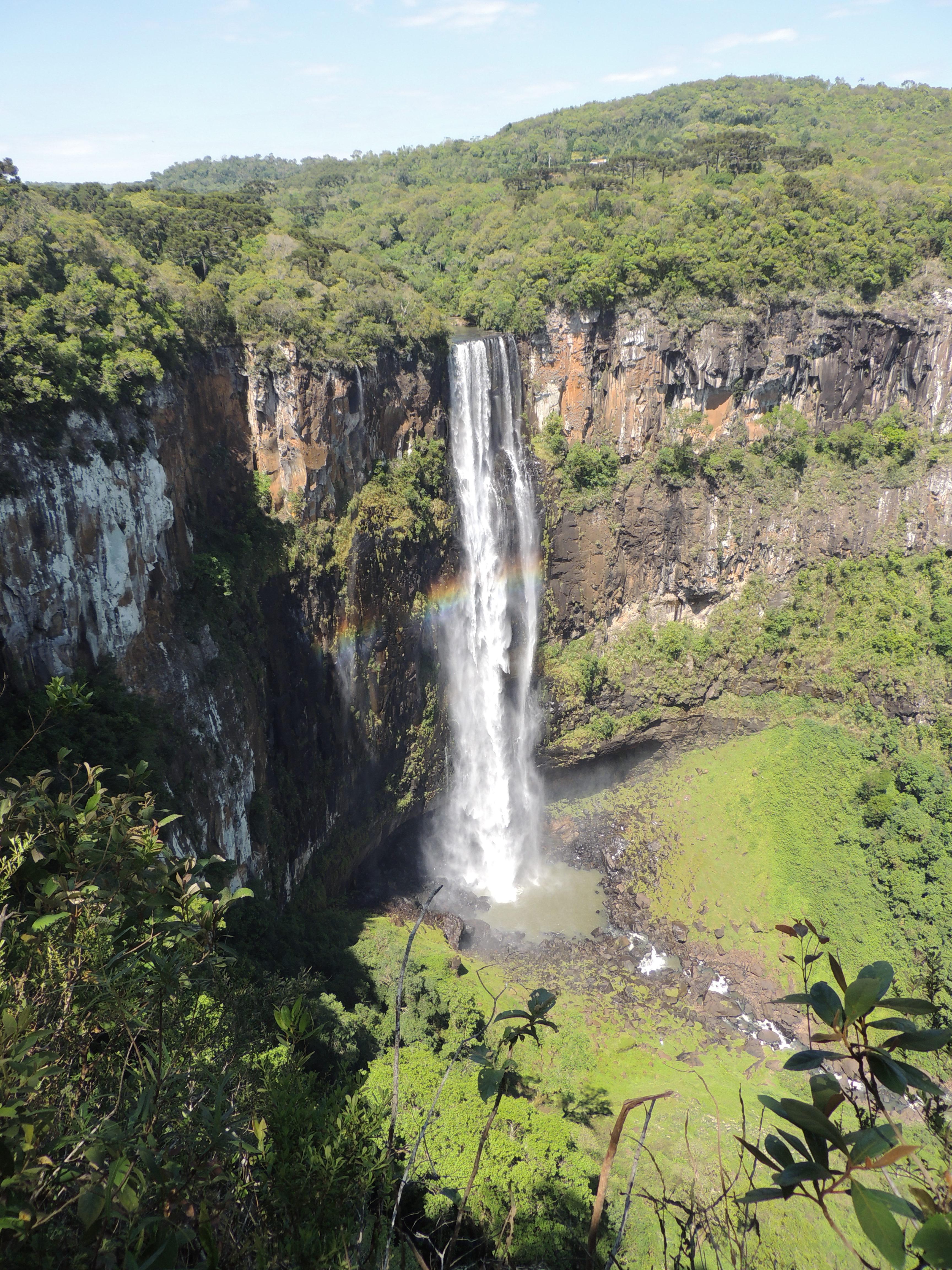 Prudentópolis: a verdadeira terra das cachoeiras gigantes