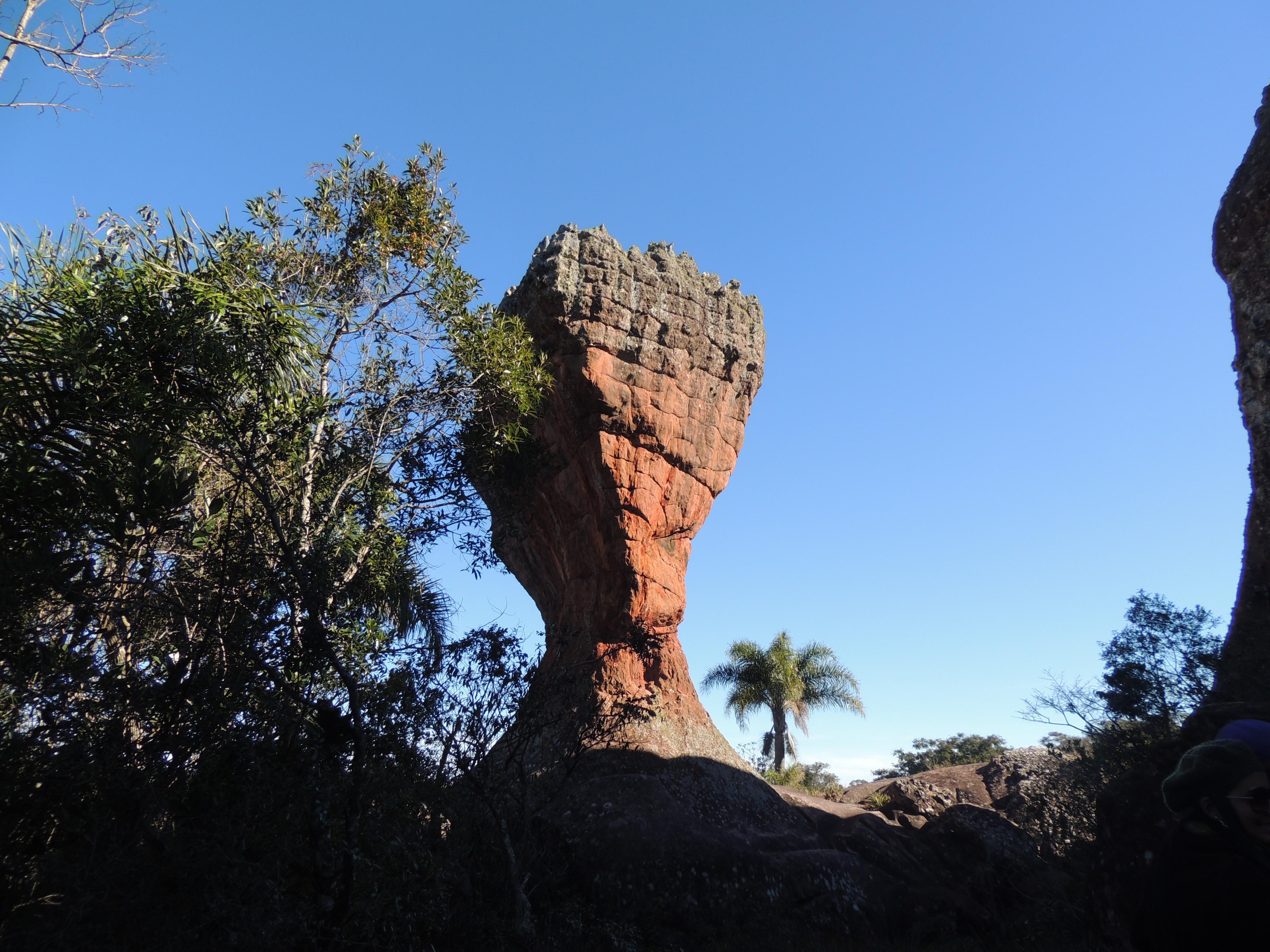 Ponta Grossa: Vila Velha, Buraco do Padre e outras cachoeiras