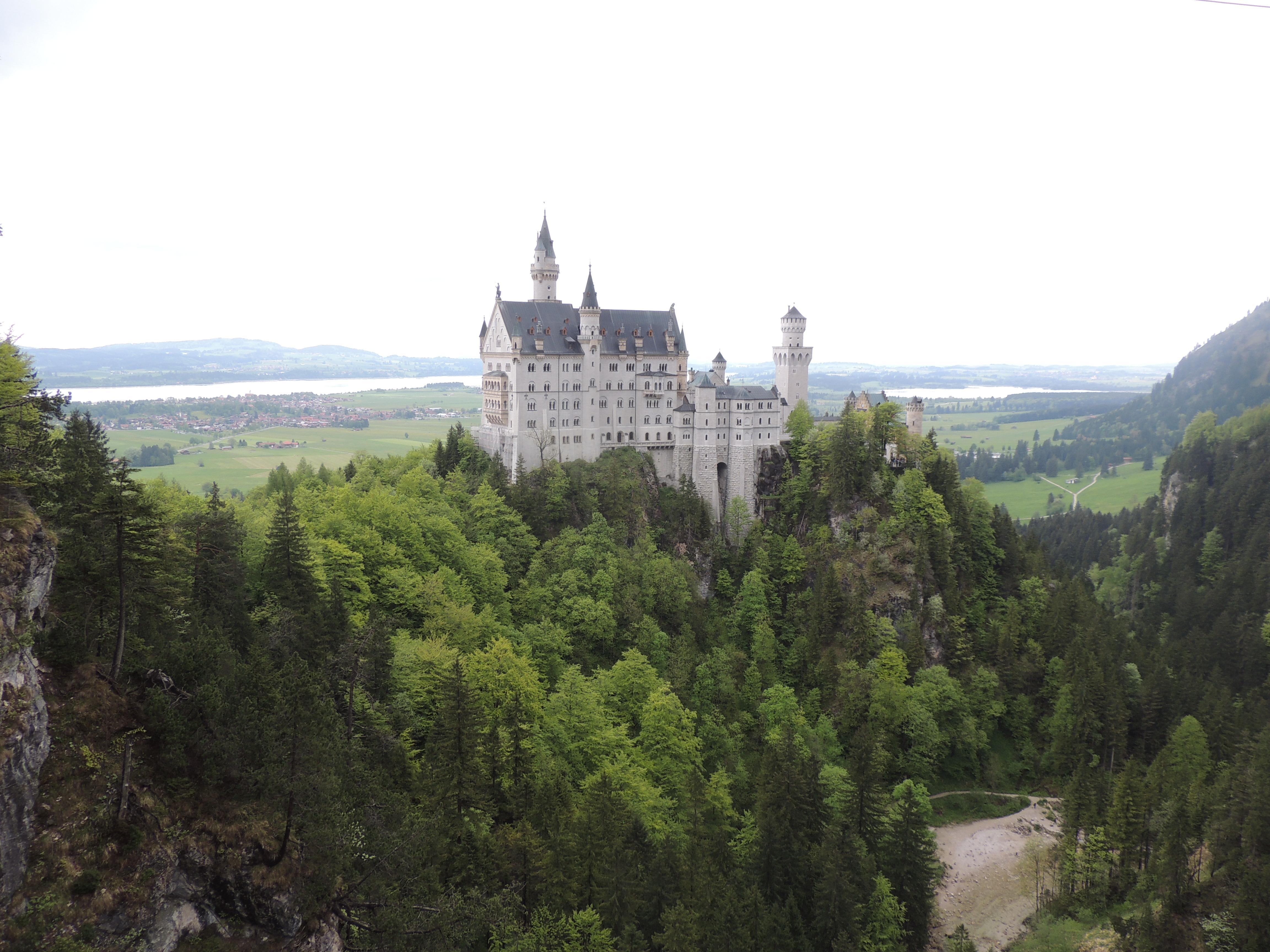 Castelo de Neuschwanstein: mais um lugar de conto de fadas