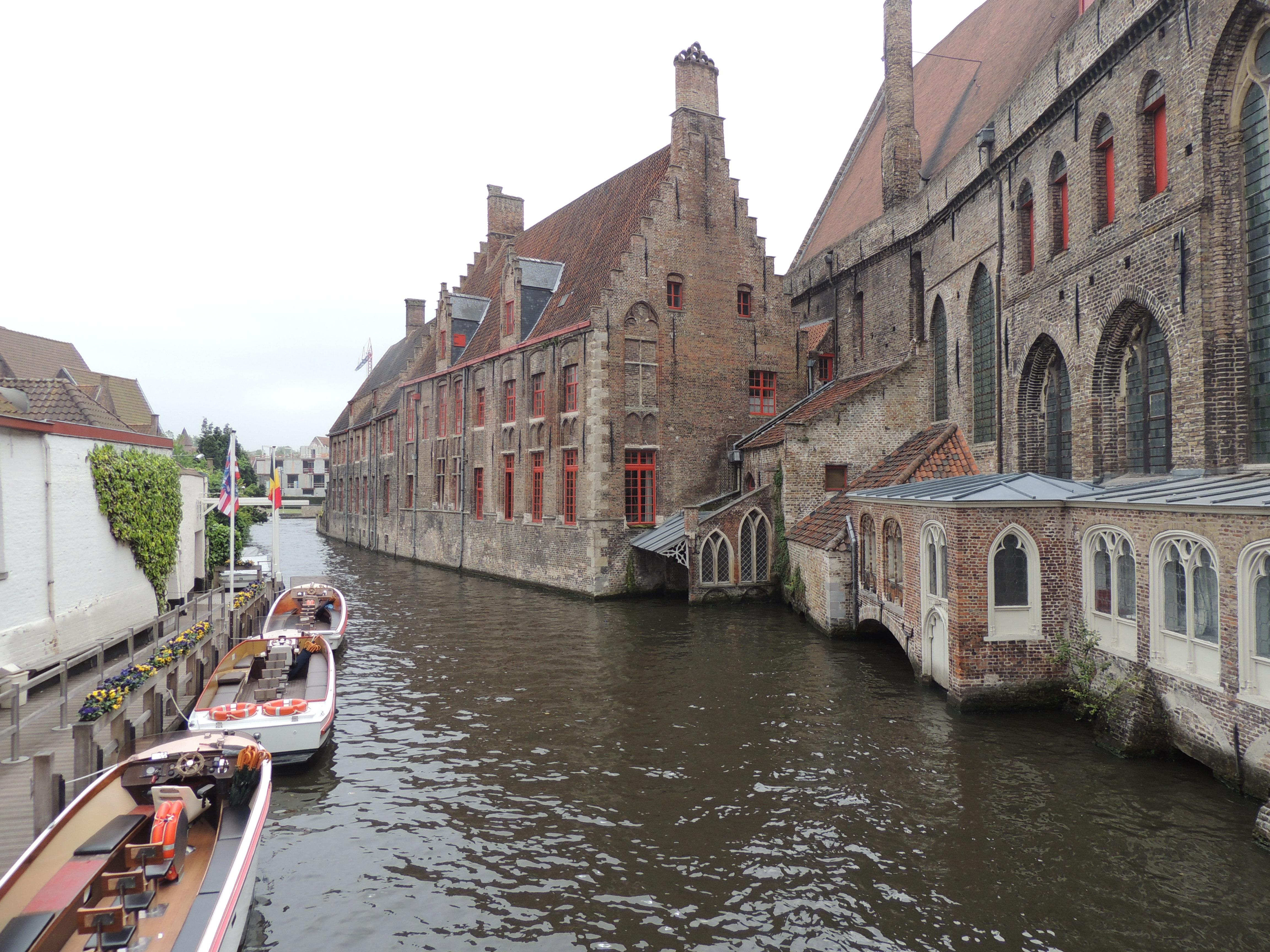 Bruges: o charme da Bélgica