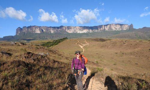 Monte Roraima: uma história em 8 dias