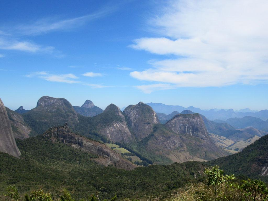 Parque Estadual dos Três Picos: Cabeça de Dragão e Caixa de Fósforo