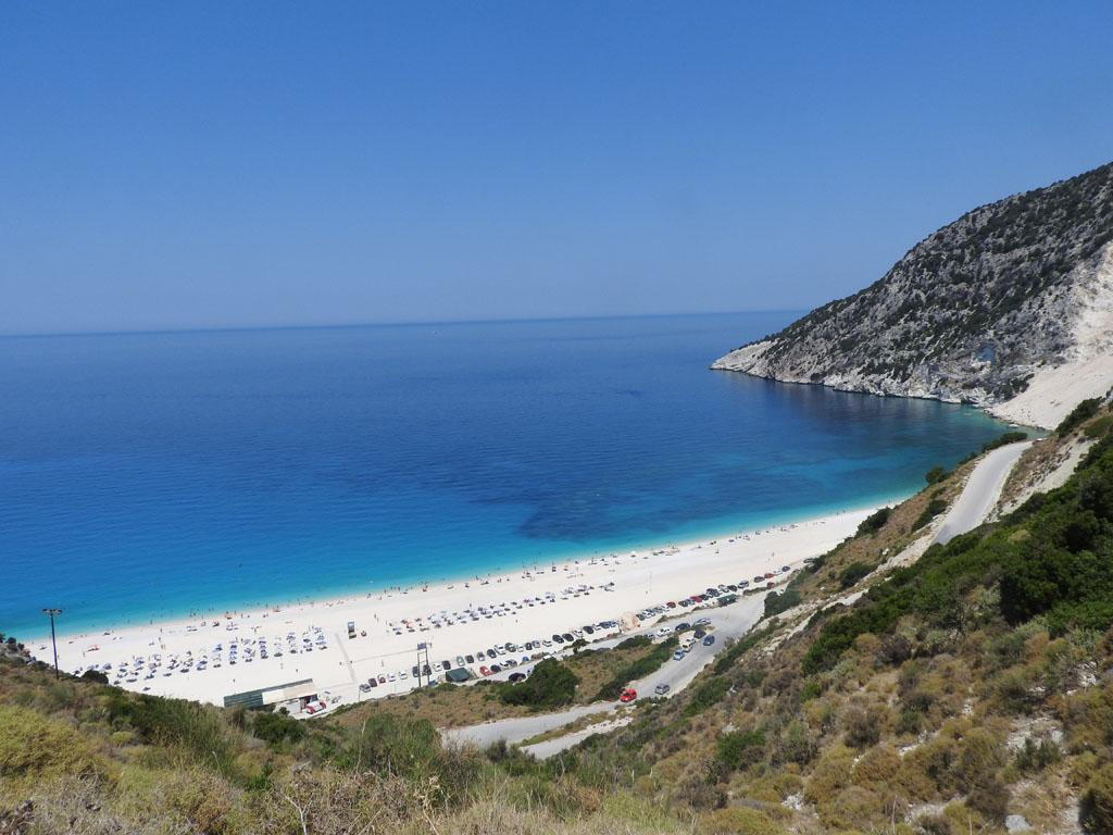Kefalonia: uma ilha grega paradisíaca