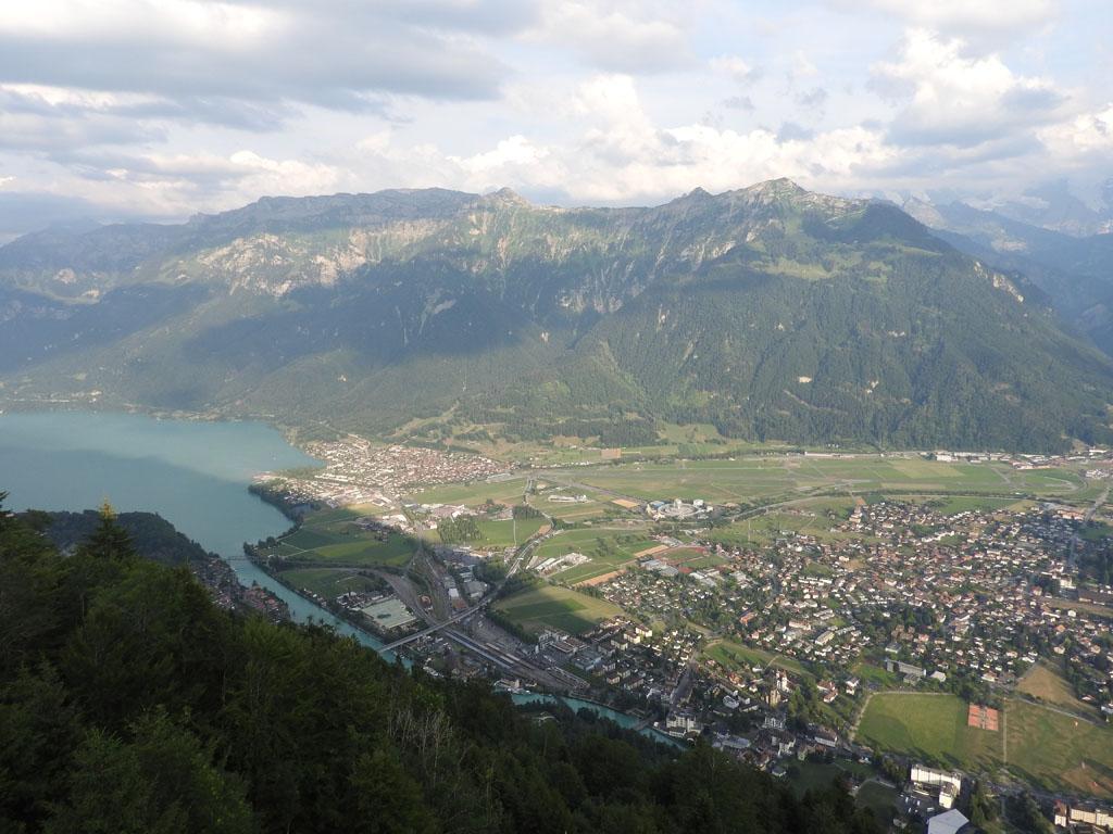 Interlaken: um encanto suíço