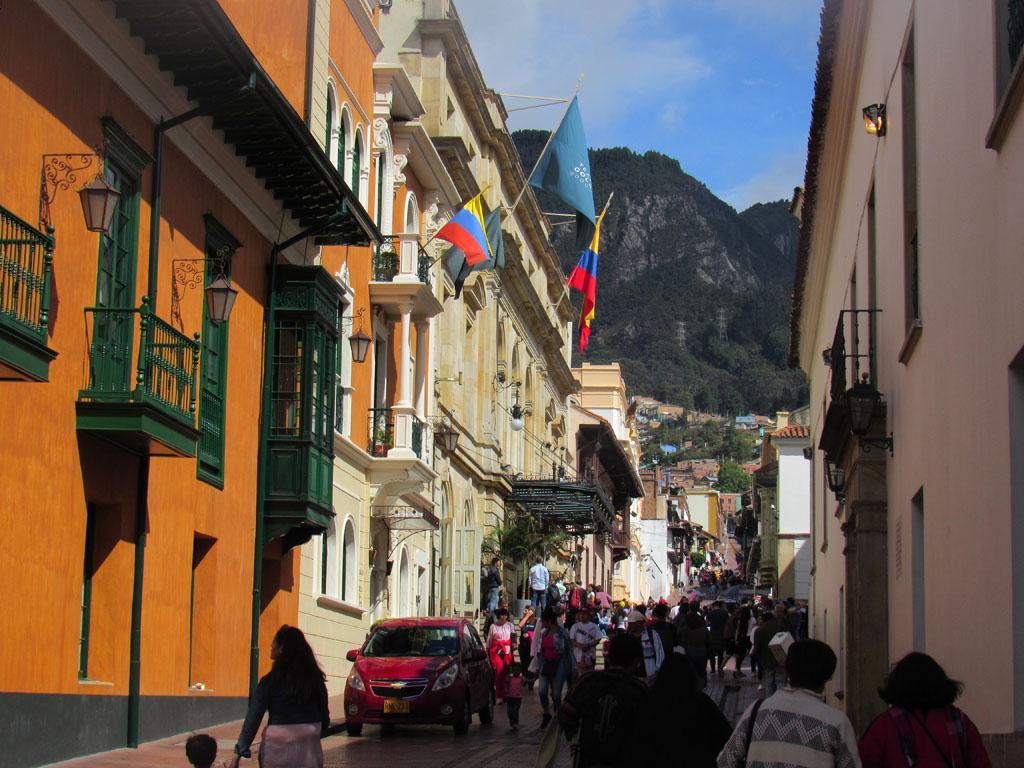 Roteiro de 4 dias em Bogotá